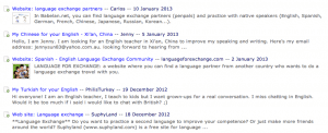 Language Exchange - eslteachersboard
