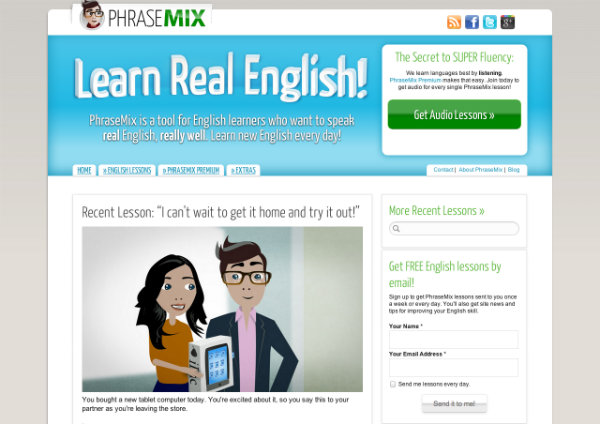 english blog blogs learning