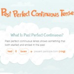 Past Perfect Continuous banner