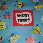 angry verbs