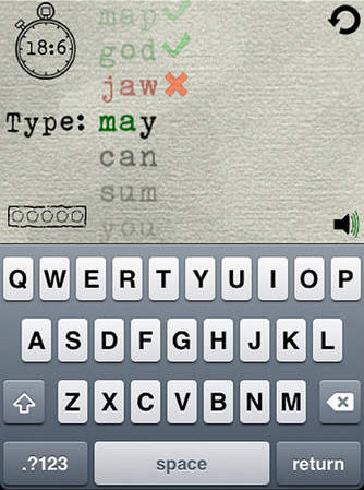 Fast Typer 2 for iOS
