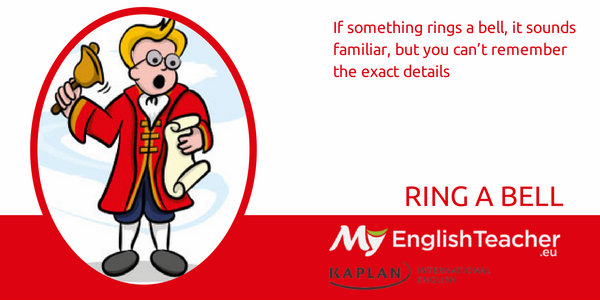 ring a bell - music idioms