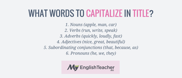 essay title capitalized Very few people know which words should be capitalized in a title in fact, the majority of people adopt rules from others who don't know either this us.