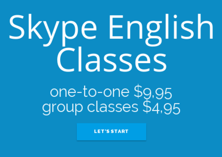 skype english lessons