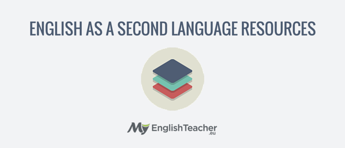 English as a second language resources