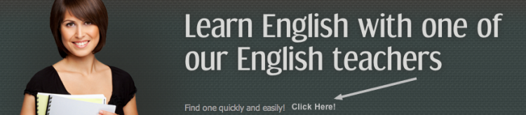 Learn English with Private English tutor