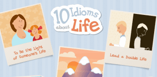10 Idioms About Life