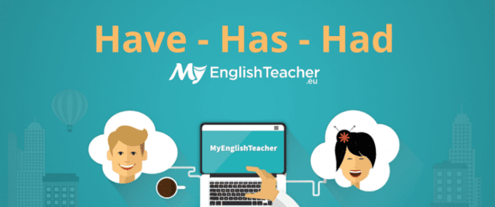 Have - Has - Had in English