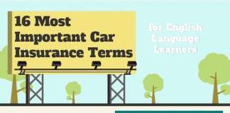 16 Most Important Car Insurance Terms