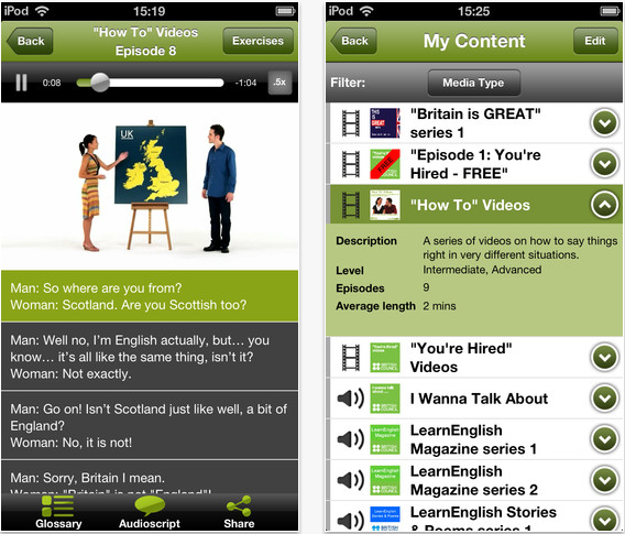 ESL Apps: 15 English Language Learning Apps for iPhone and