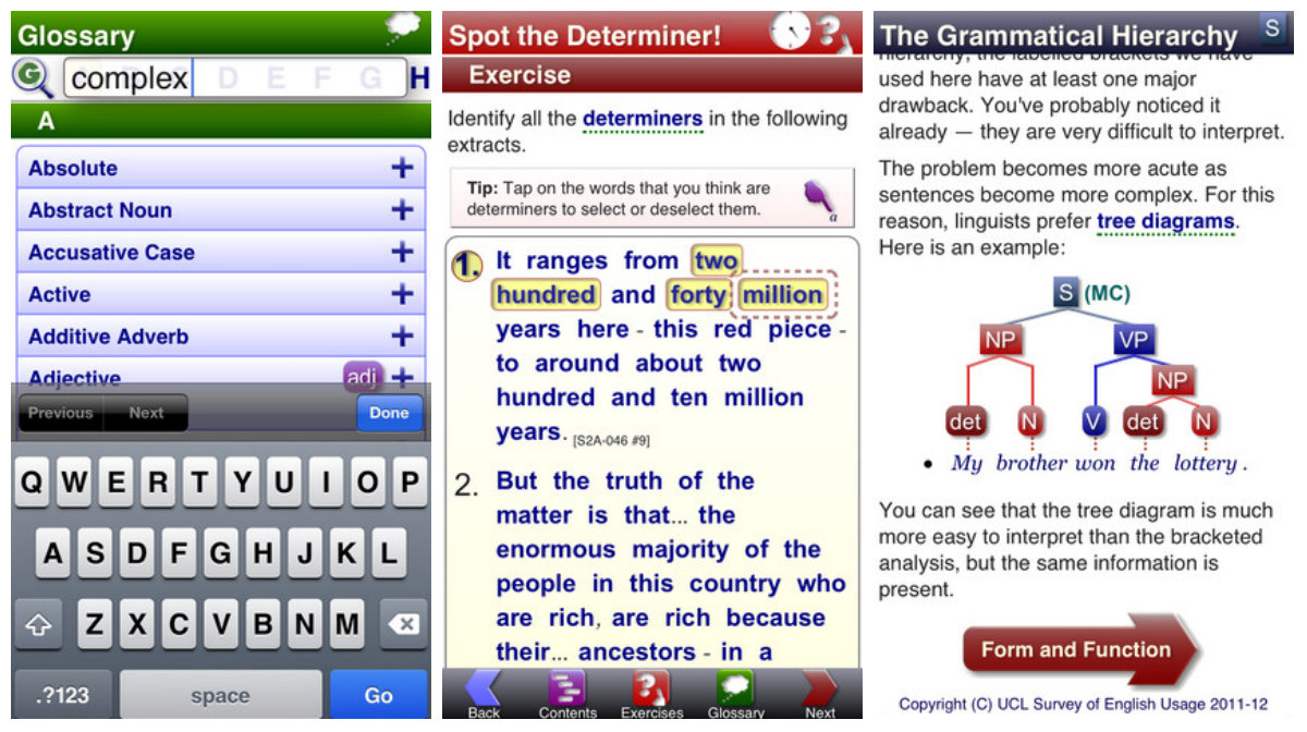 9 English Grammar Apps for iPhone and iPad for You and Your Kids