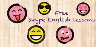 Free English Conversation Lessons Online