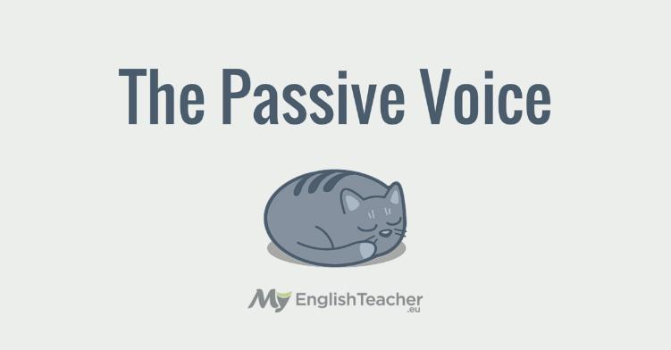 Passive Voice Examples