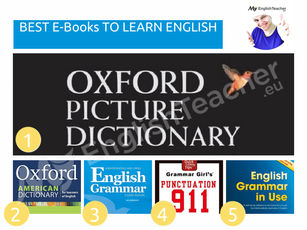 Best e books to learn english myenglishteacher fandeluxe Image collections