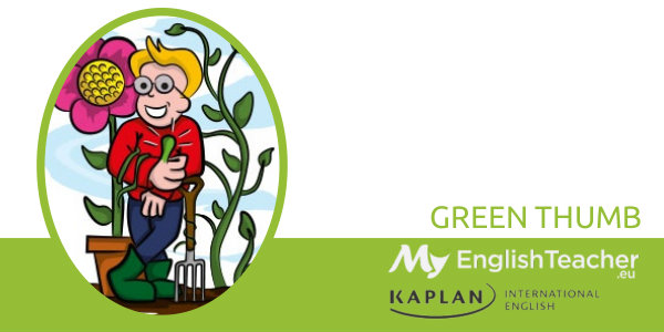 green fingers meaning