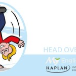 head over heels idiom