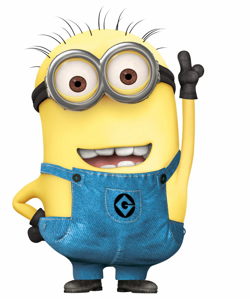 all right minion