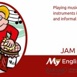 jam session - music idioms