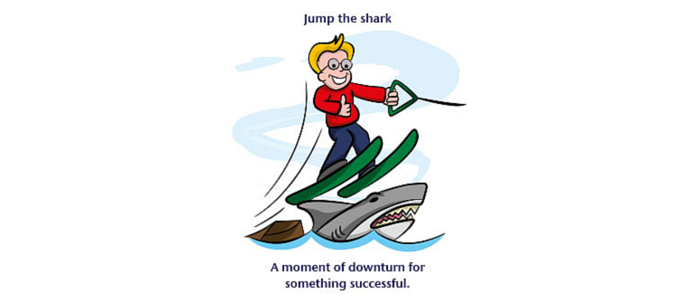 jump the shark idiom