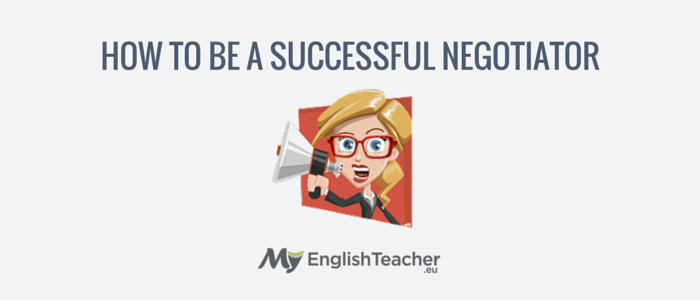 how to be a successful negotiator