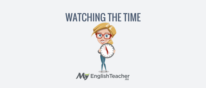 watching the time - business english phrases for meetings