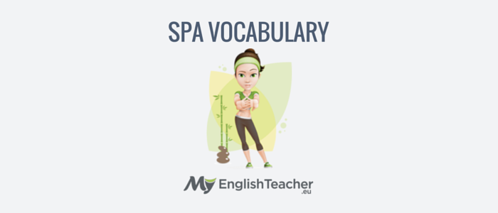 spa vocabulary