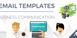 email templates for business communication