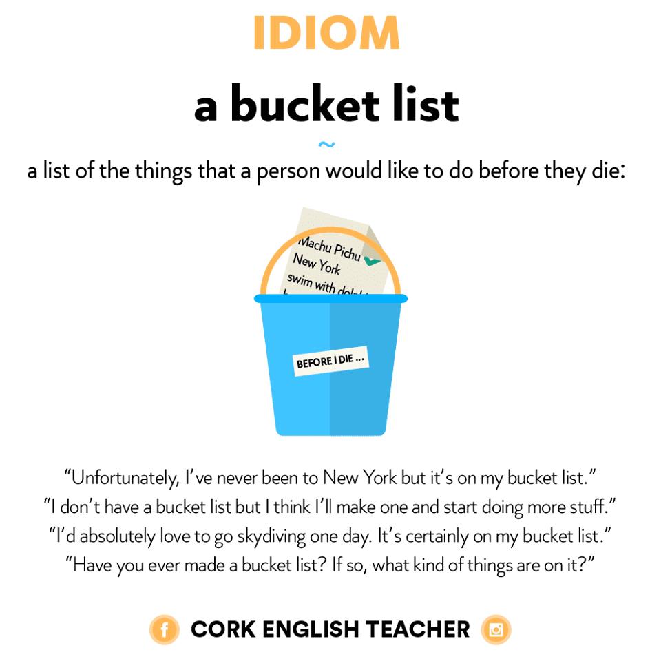 bucket-list-meaning - MyEnglishTeacher.eu Blog
