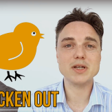 chicken-out-meaning