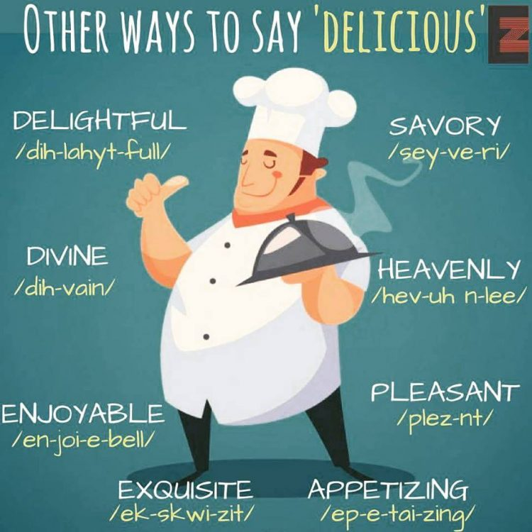 Other ways to say delicious myenglishteacher blog other ways to say delicious m4hsunfo