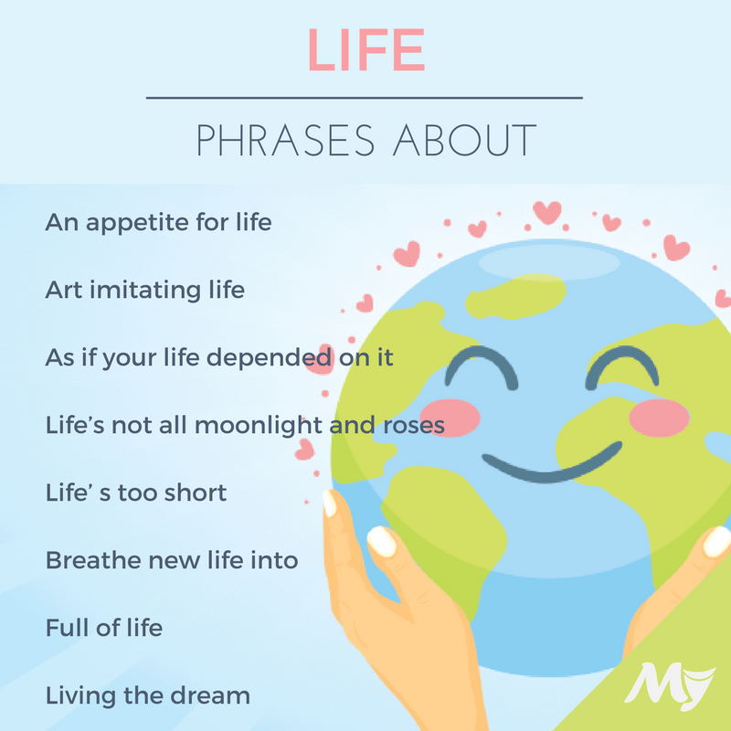 phrases about life