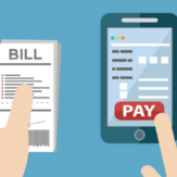 bill, invoice, payment