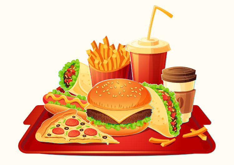Fatty Foods That Make You Gain Weight