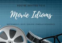 Movie Idioms