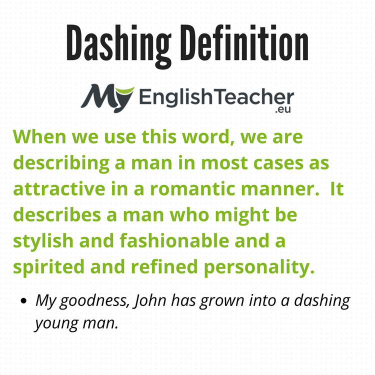 Dashing Definition