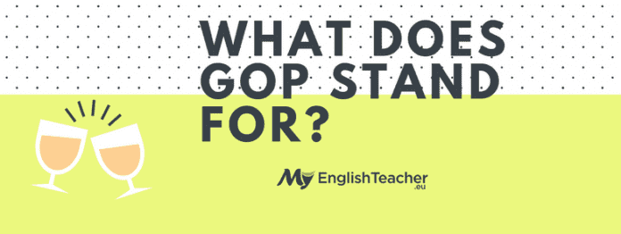 What Does GOP Stand For