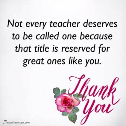 Thank-You-Teacher quote