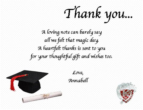 thank you quotes graduation 4