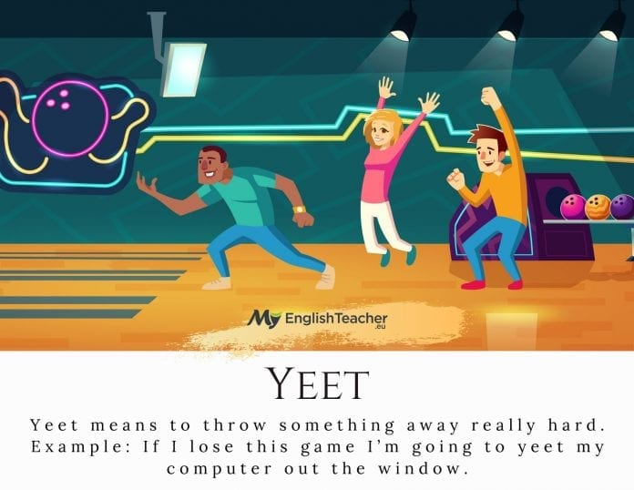 yeet meaning