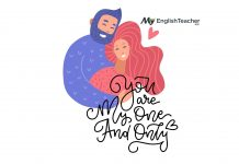 You are my One and Only