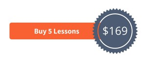 buy 5 english lessons
