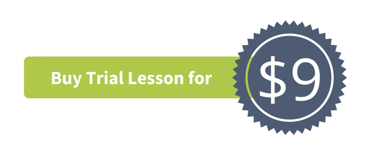 buy trial english lesson for $9